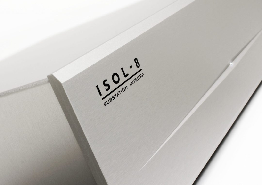 ISOL-8 SubStation Integra Mains Conditioner - The Audiophile Man