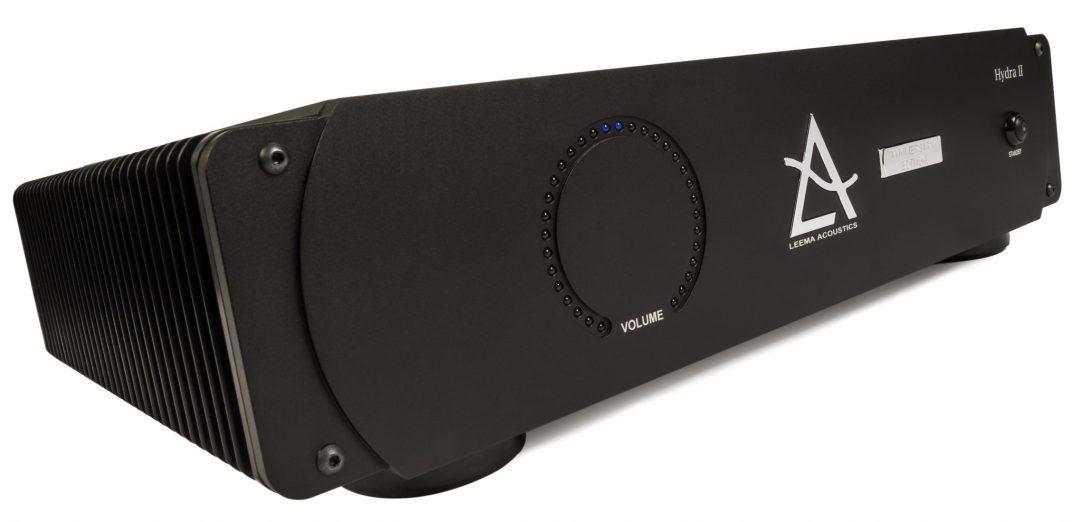 Leema Acoustics Hydra II power amp Anniversary Edition
