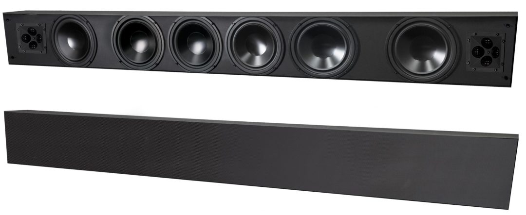 James Loudspeaker LR-S Sound Bars
