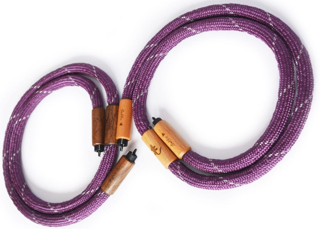 Gekko Purple Haze: A High-End RCA Interconnect