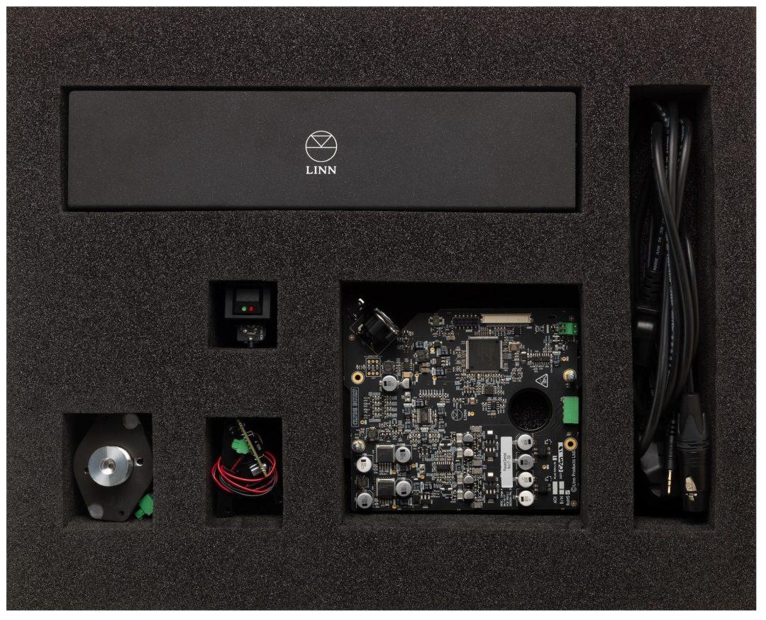 Linn's Sondek LP12 Upgrades: Urika II and Lingo