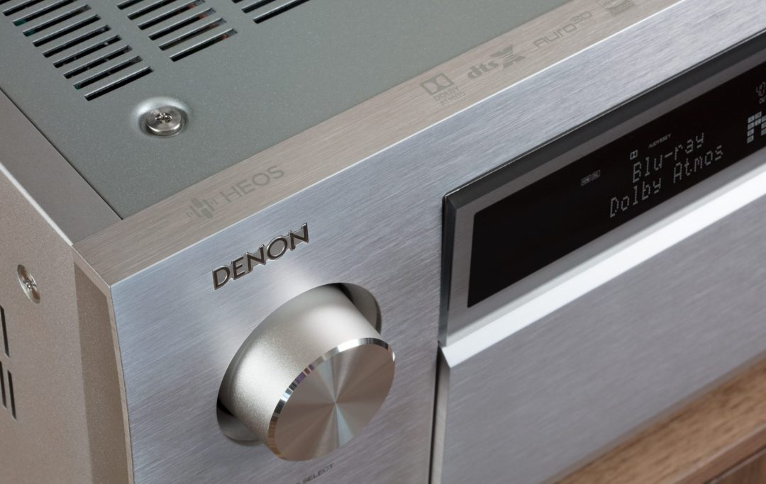Denon AVC-X8500H 13 Channel Amplifier