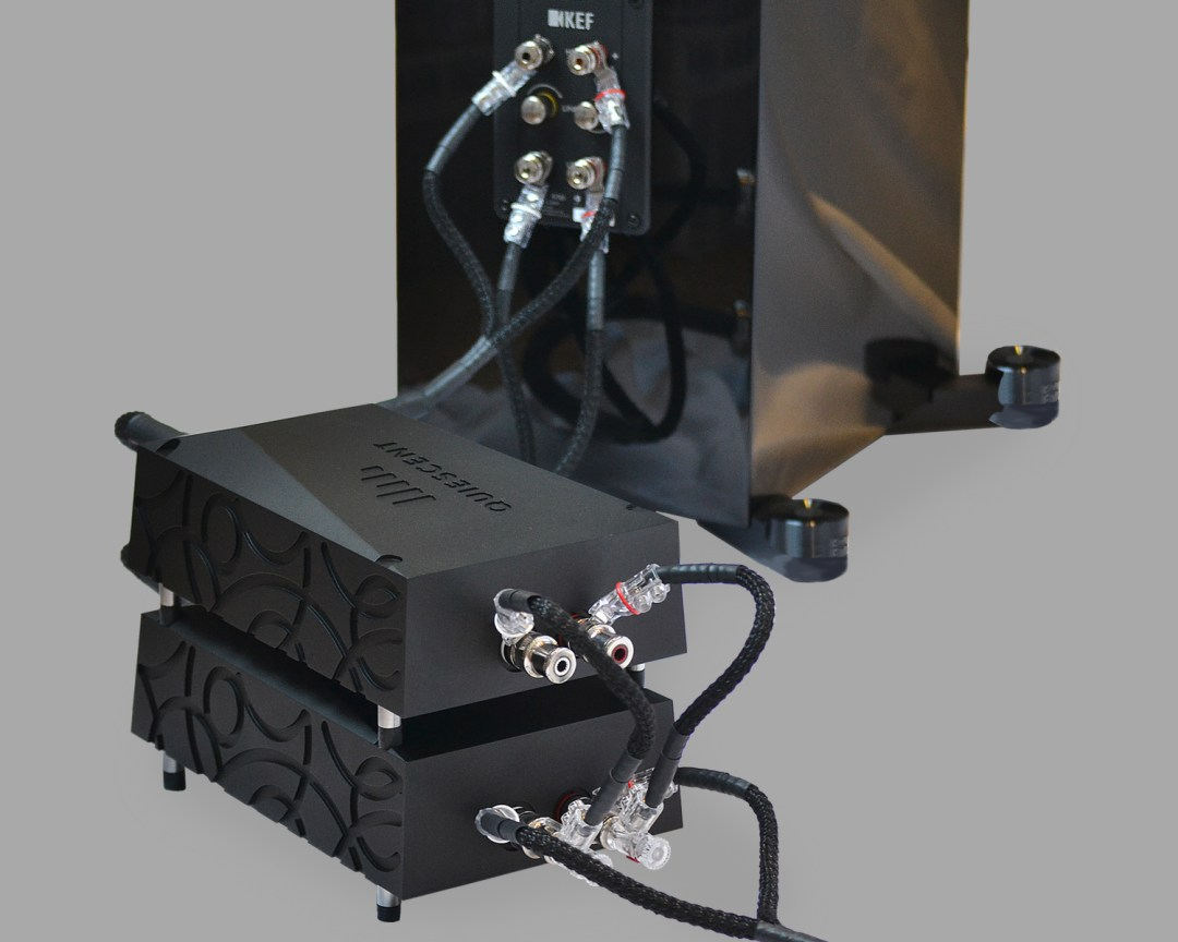 QUIESCENT PEAK: INTERCONNECTS AND SPEAKER CABLING SYSTEM