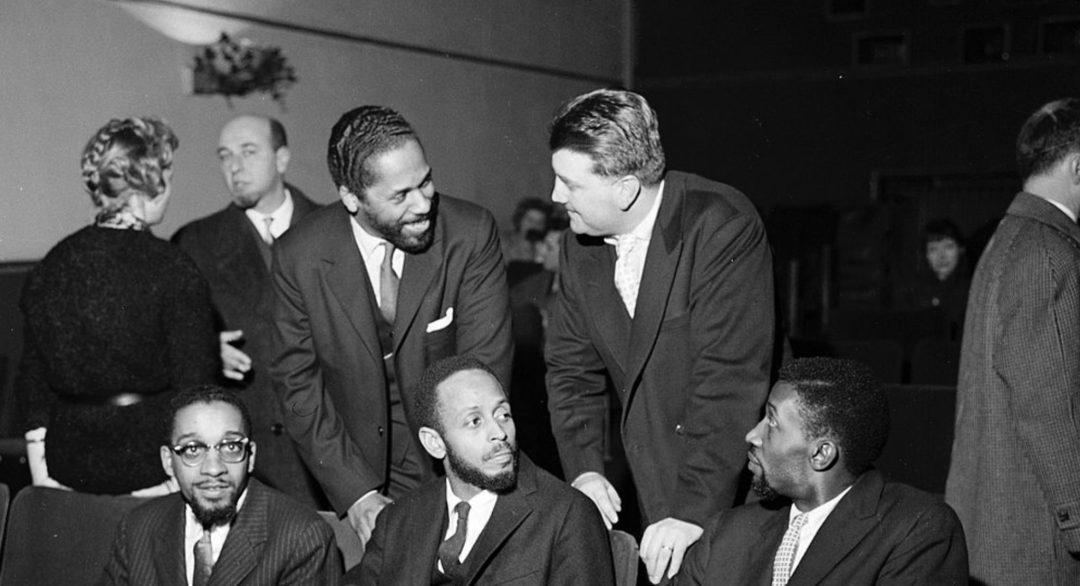 Modern Jazz Quartet: With a Classical Air