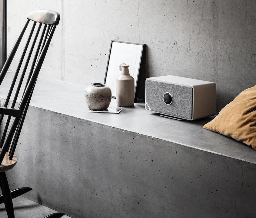 MRx Connected Wireless Speaker From Ruark Audio