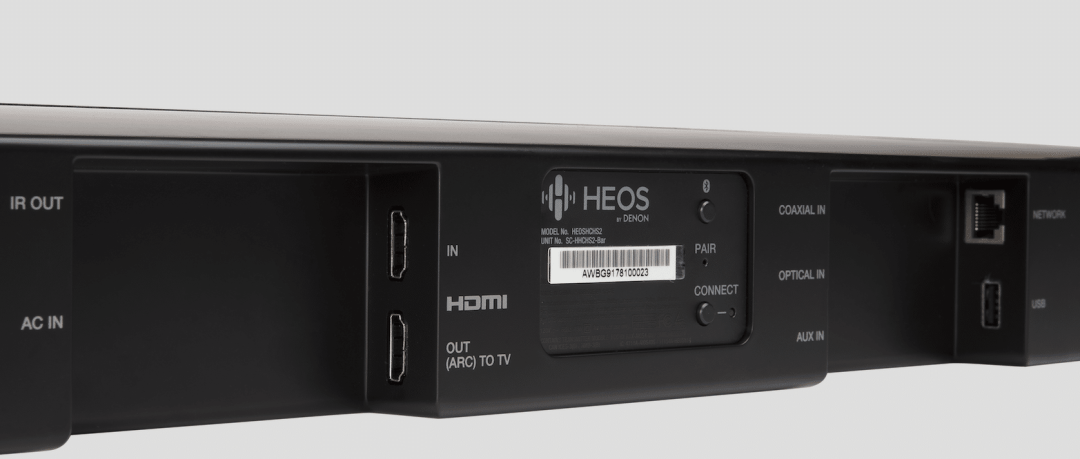 HEOS HomeCinema HS2 From Denon