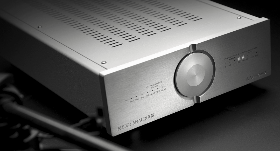 AAphono phono stage From Audio Analogue