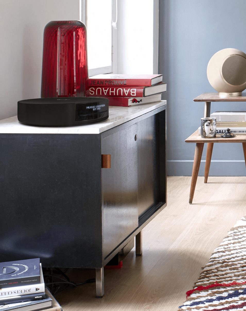 HD Black Music Centre from Elipson