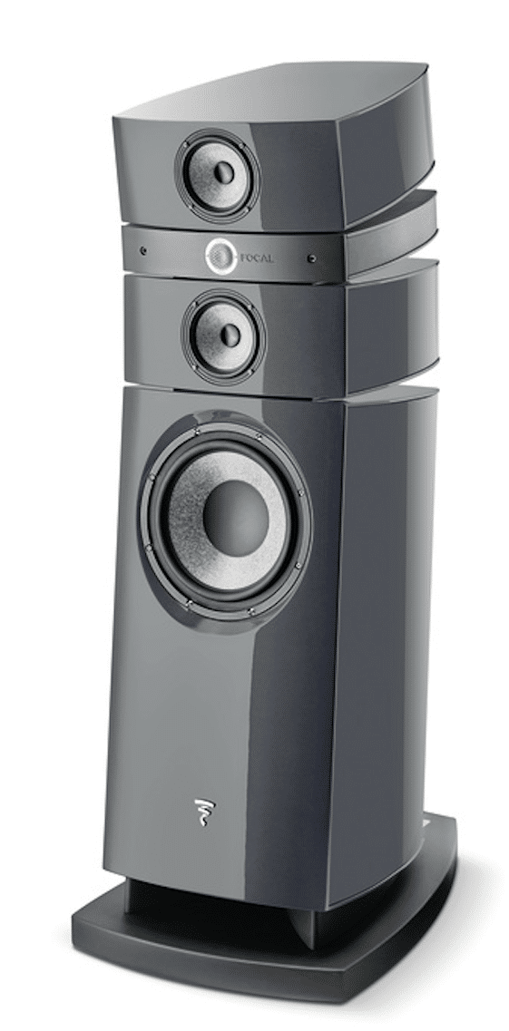 Focal Grande Utopia EM Evo and Stella Utopia EM Evo Speakers