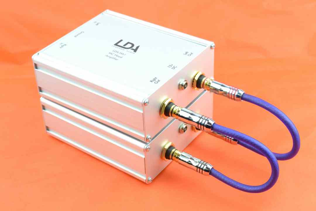 PH-1 & HA-1 Phono Amplifiers From Longdog