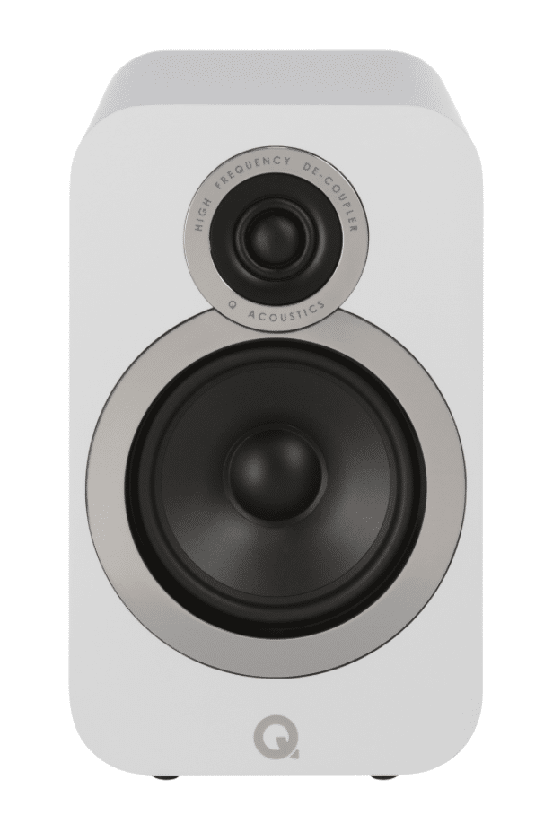 3020i From Q Acoustics : The Ayes Have It - The Audiophile Man