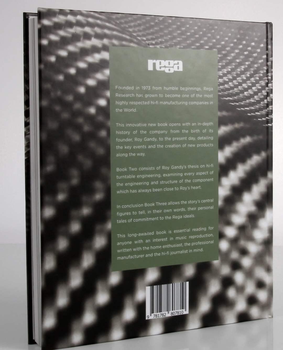 A VIBRATION MEASURING MACHINE: THE REGA STORY