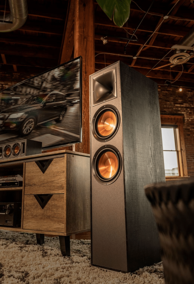 Reference Series Speakers From Klipsch - The Audiophile Man