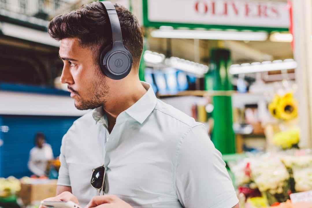 ATH-SR50BT &ATH-SR30BT wireless headphones