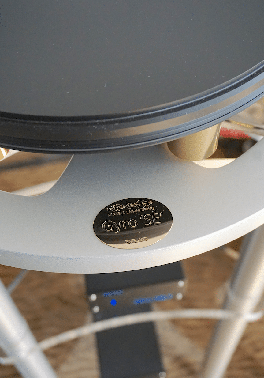 FESTIVAL OF SOUND 2018: MICHELL GYRO ORBE STAND