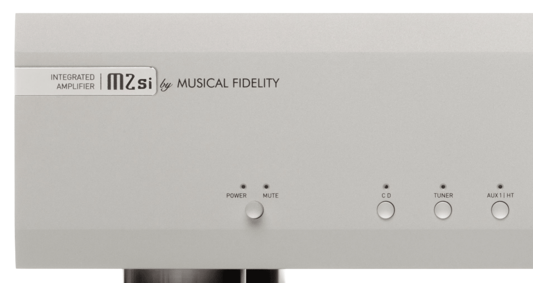 M2si and M2sCD From Musical Fidelity's M2 Range