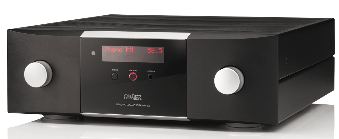 5000 Series Integrated Amps From Mark Levinson
