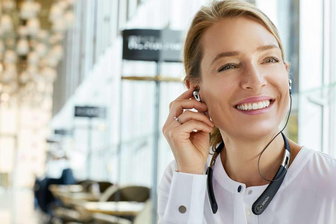 AH-C820W wireless in-ear headphones From Denon