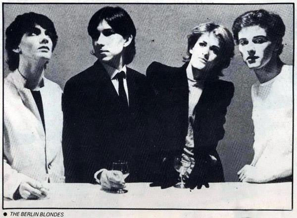 Berlin Blondes: ...Were Not From Berlin