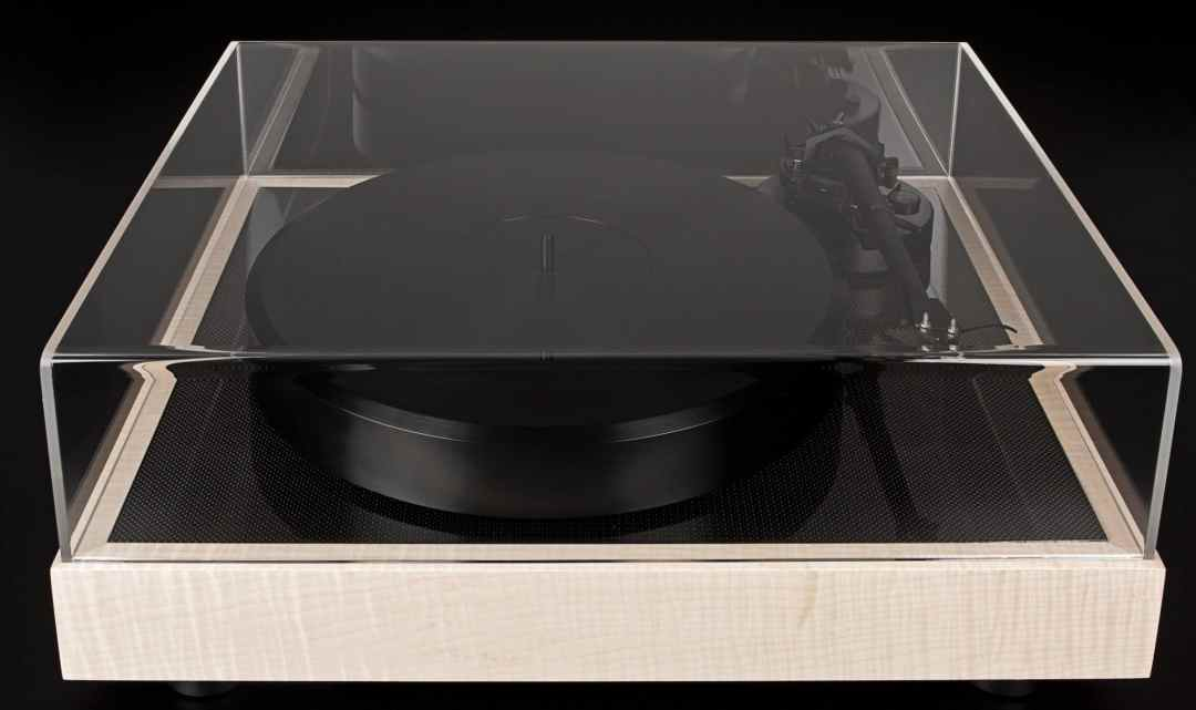 Motus II Turntable from STST