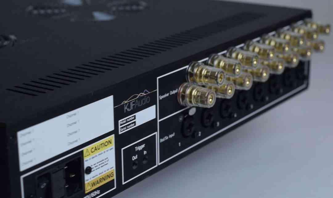 MA-01 Amplifier From KJF Audio