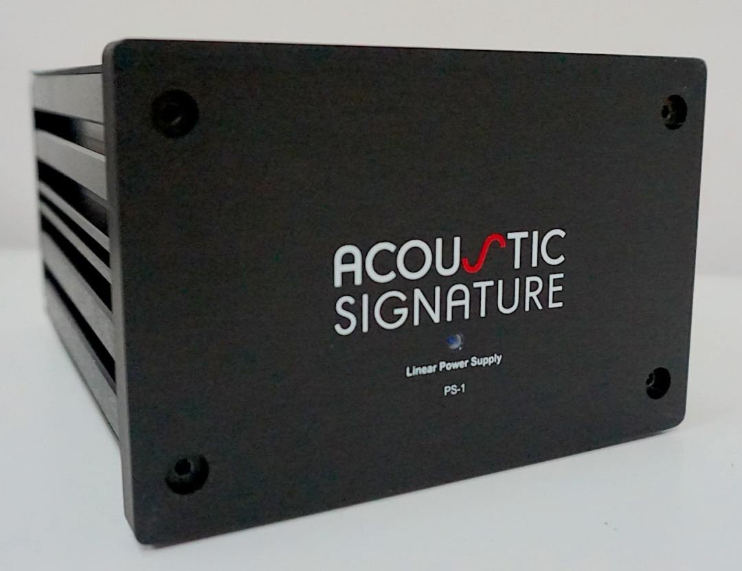 Storm Mk.II Turntable From Acoustic Signature
