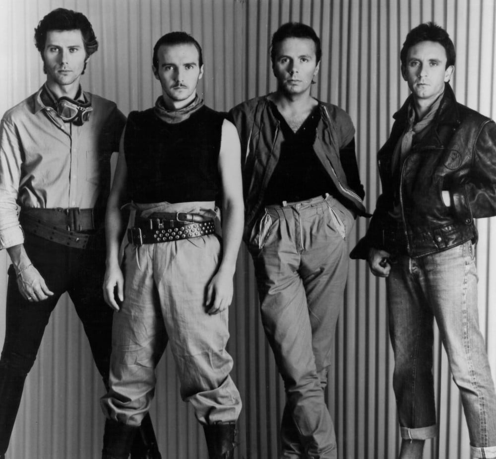 Ultravox: Don't Stop The Music