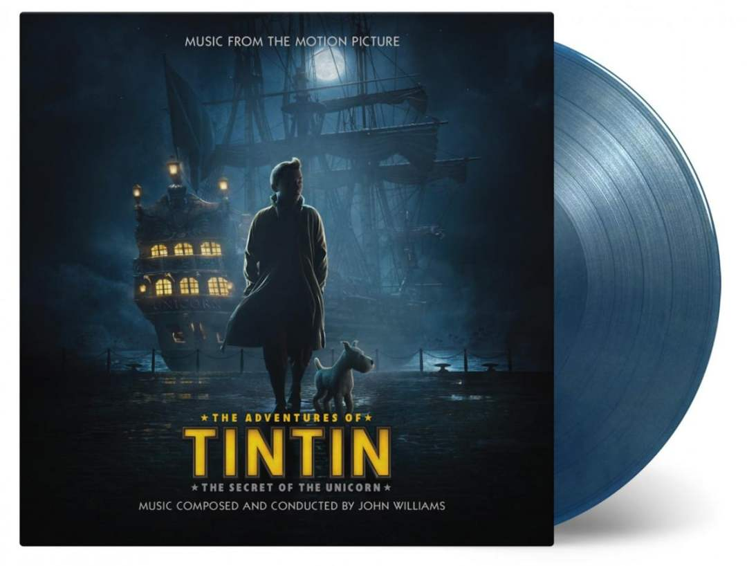 Vinyl Releases: At The Movies