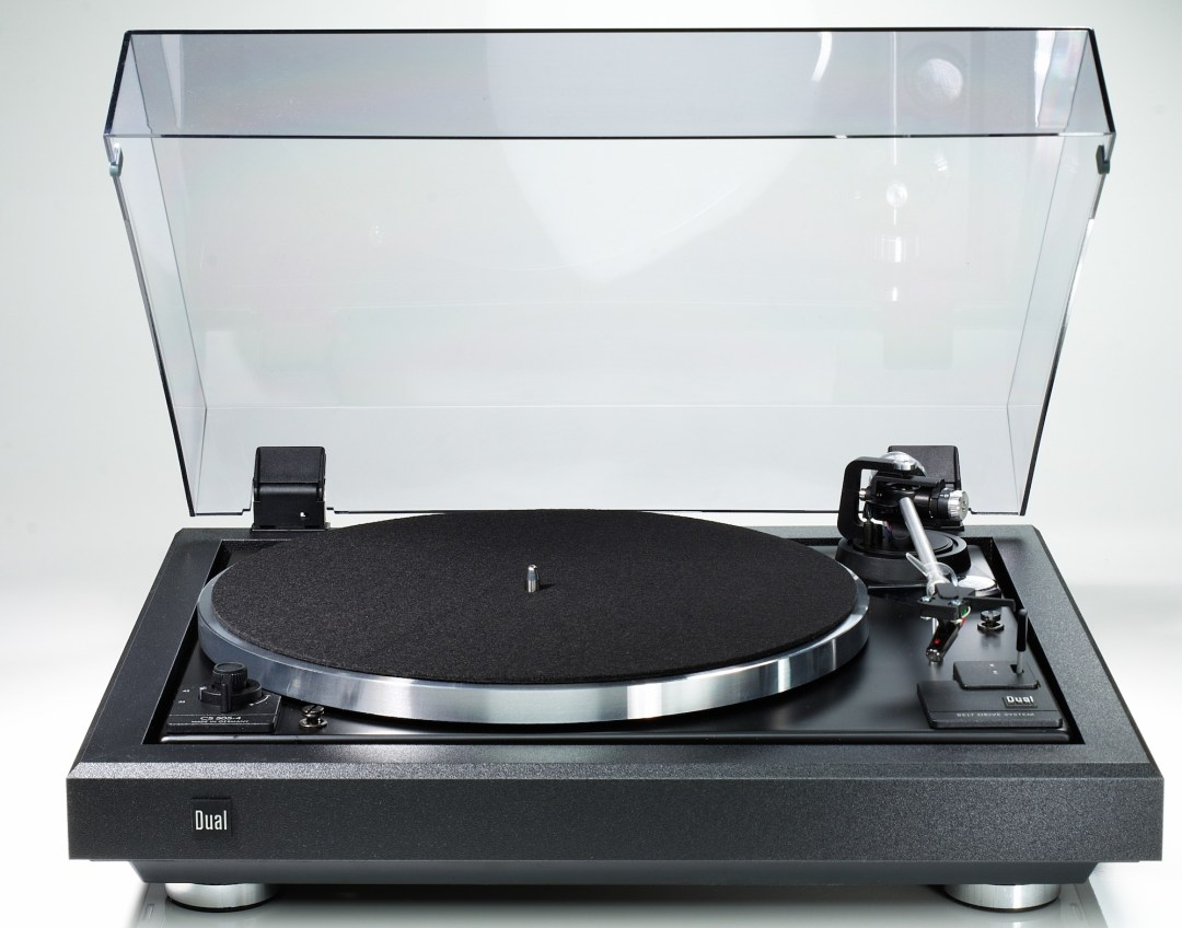 CS Turntable range from Dual