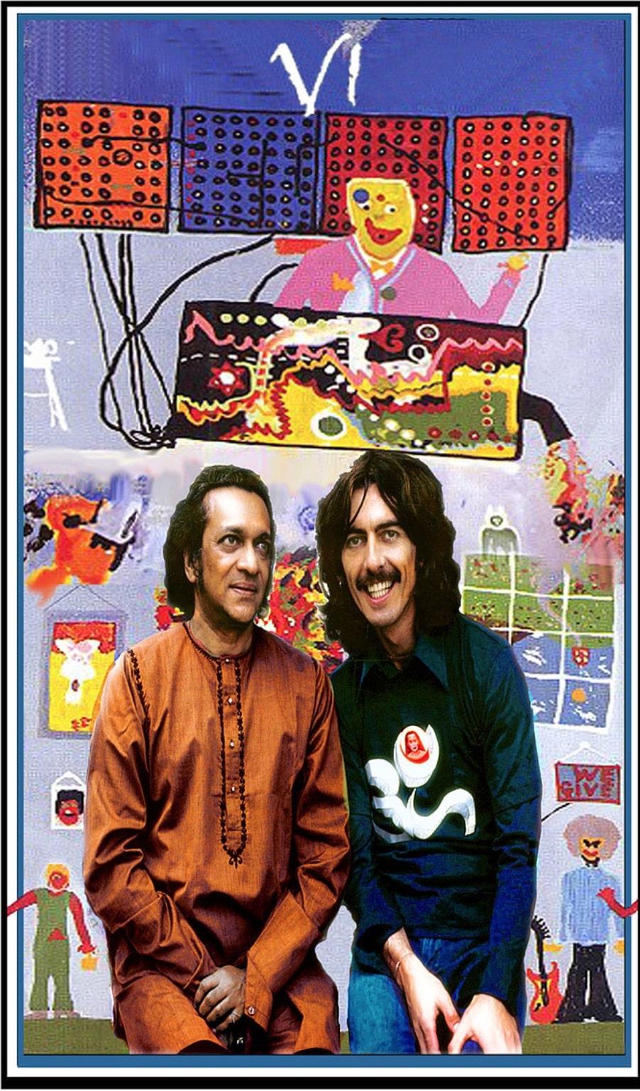 Tarot Decks Based on The Beatles & Bowie