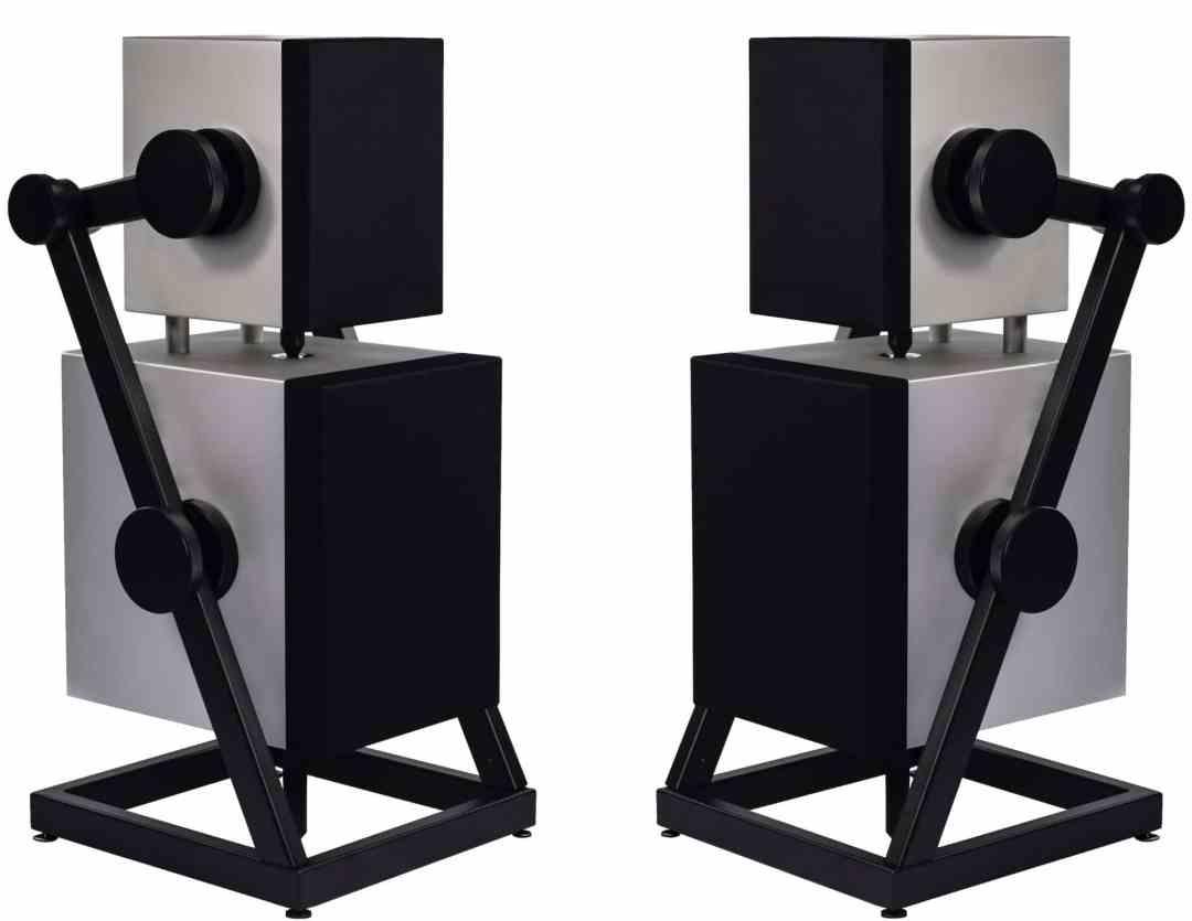 Prana From Goldmund: wireless active speaker