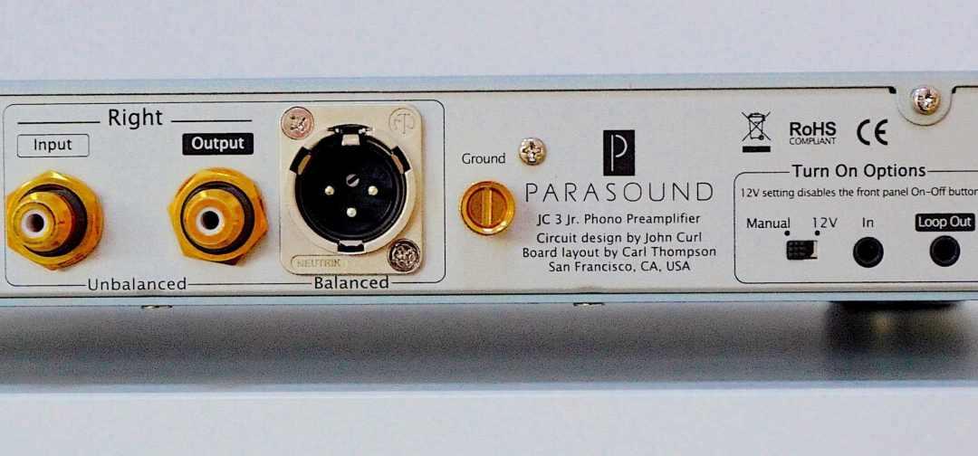 JC3 Jr From Parasound: Keeping The Balance