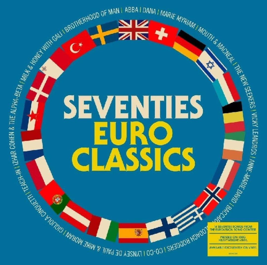 VINYL: Eurovision, Disco, T.Rex & More!