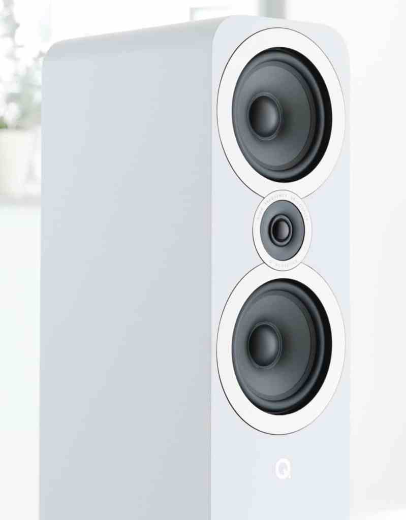 3050i Floorstanders From Q Acoustics