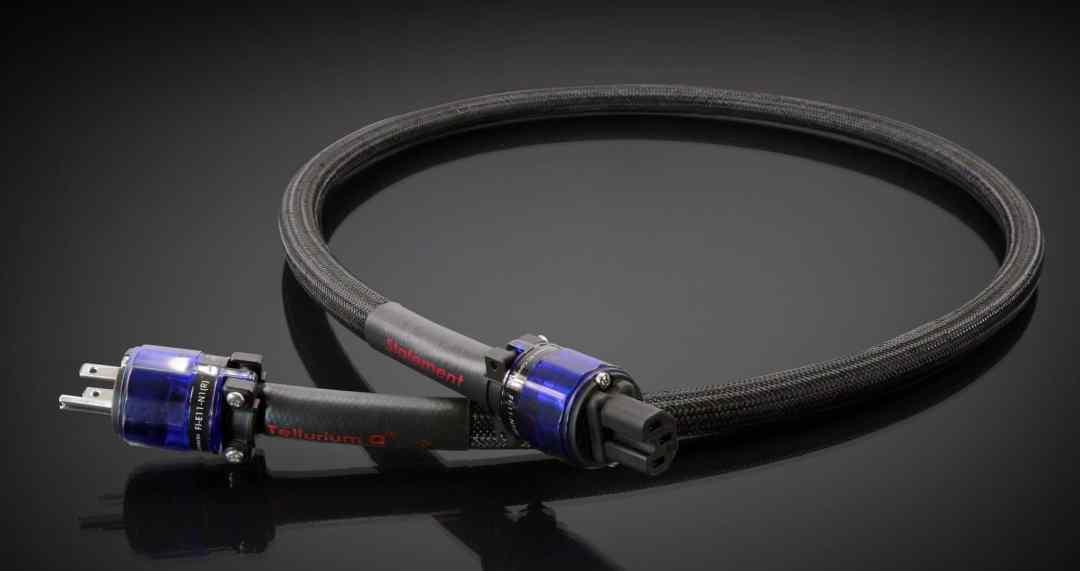 Power Cables from Tellurium Q