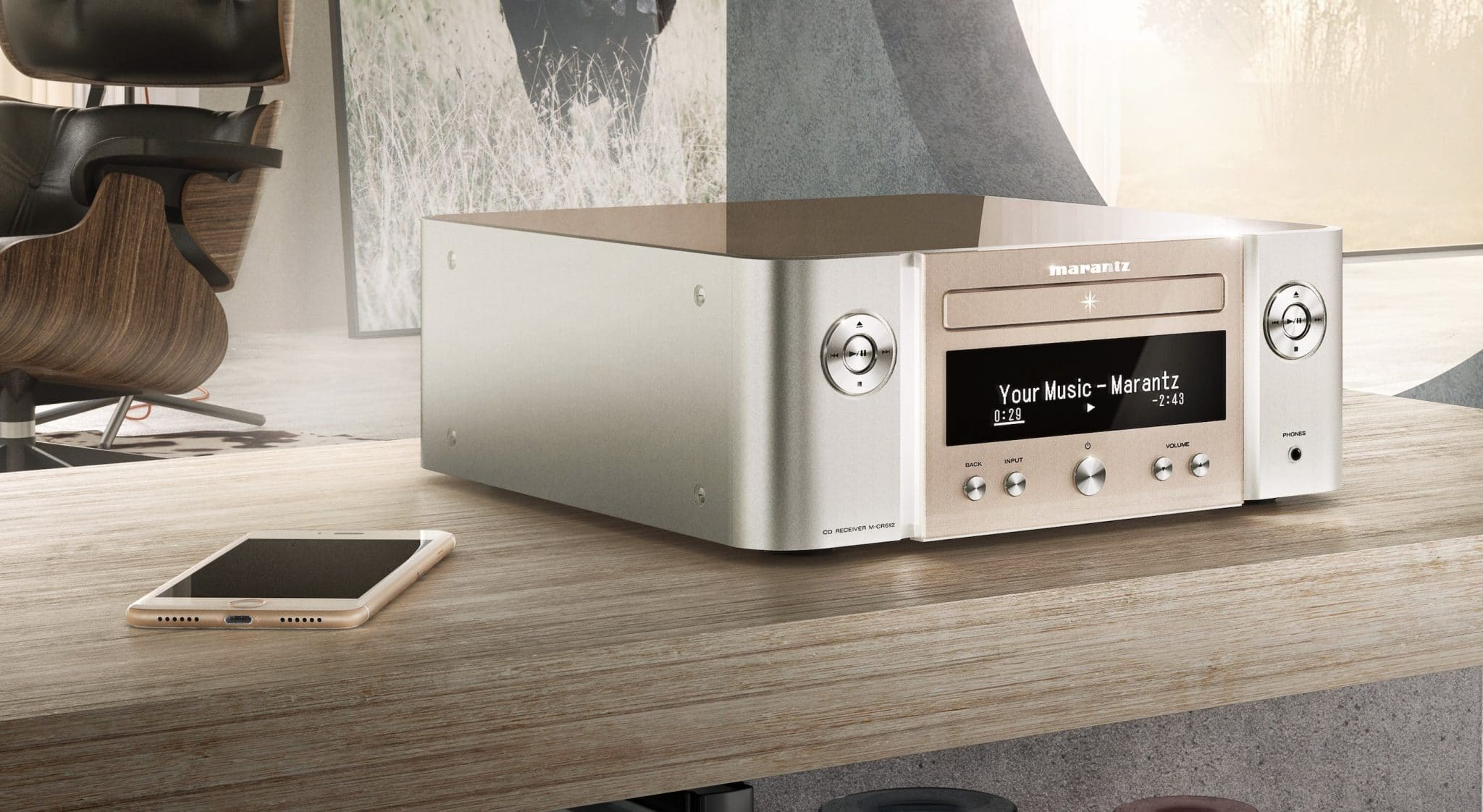 Melody X All-in-One From Marantz - The Audiophile Man