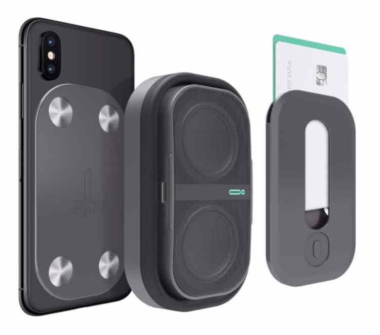 Mo portable speaker From POW Audio