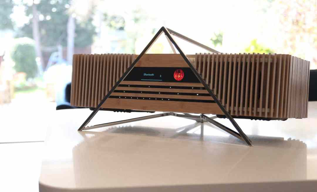 Aurora wireless music system From iFi