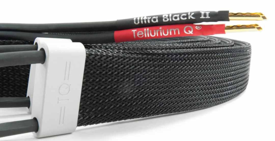 Ultra Black II From Tellurium Q