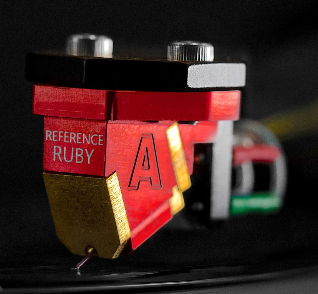 Reference Ruby Cartridge From AVID