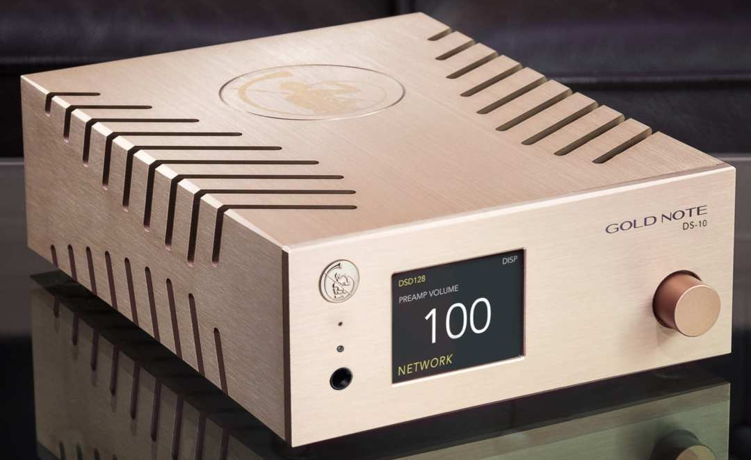 DS-10 DAC From Gold Note