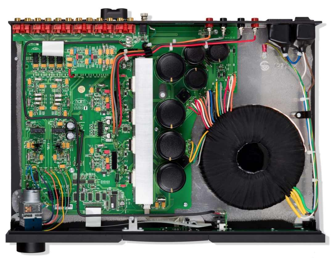 Nait XS and Supernait Upgraded By Naim