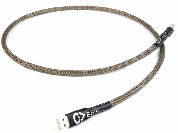 Epic USB Cable From Chord