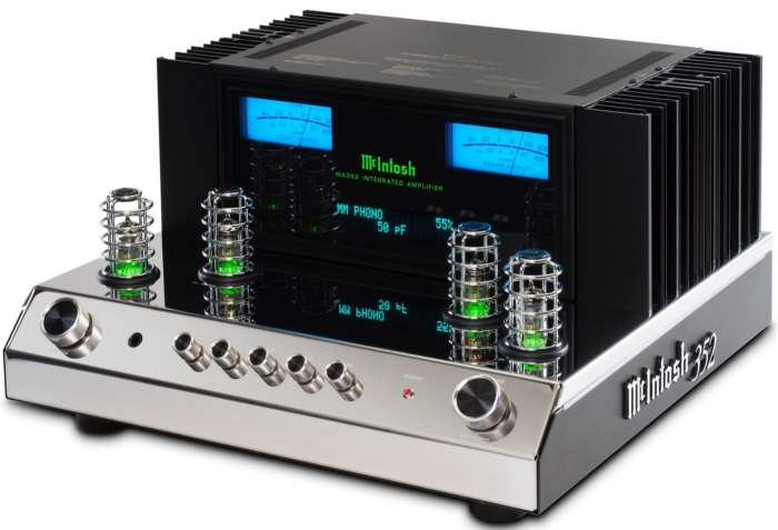 MA352 Amplifier From McIntosh