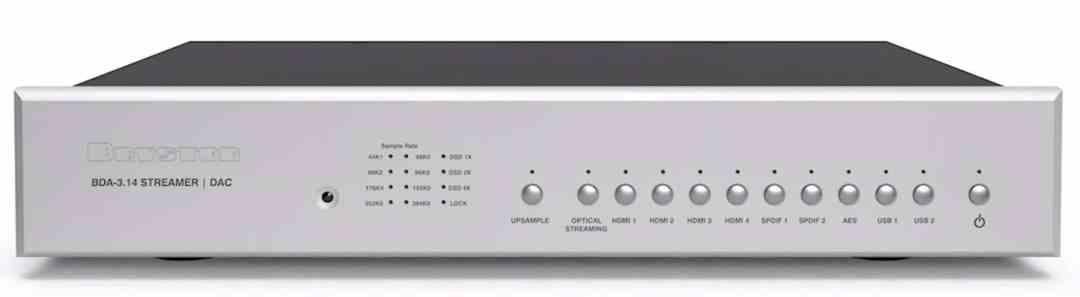 BDA-3.14 Streaming DAC From Bryston