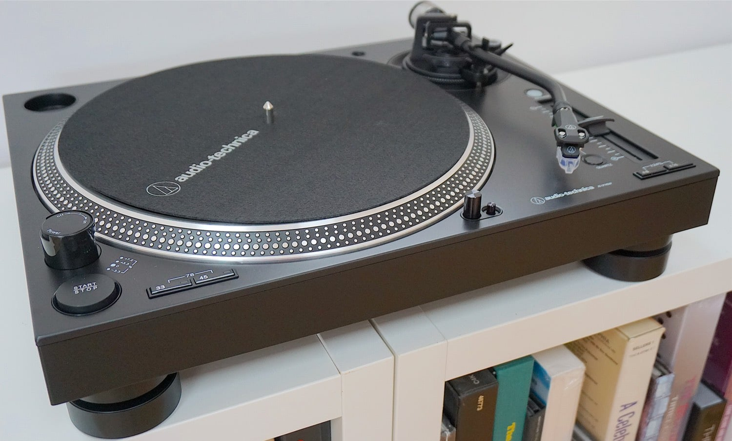 AT LP140XP Turntable From Audio Technica The Audiophile Man