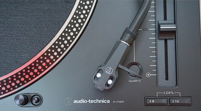AT-LP140XP Turntable From Audio-Technica