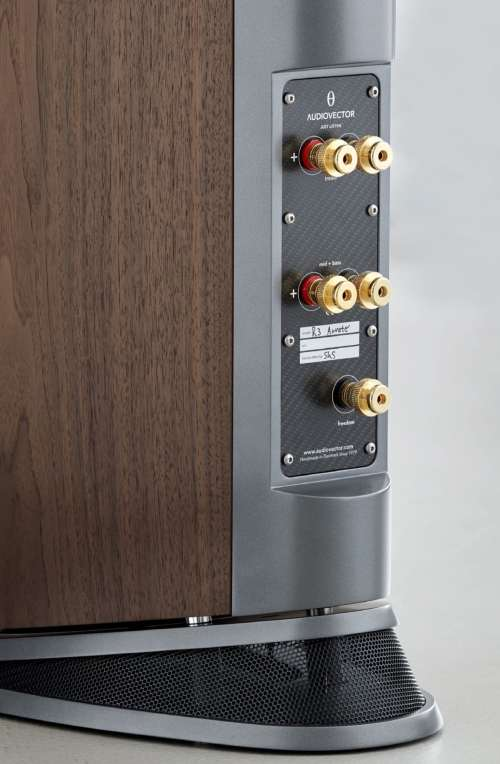 R-Series Speakers from Audiovector