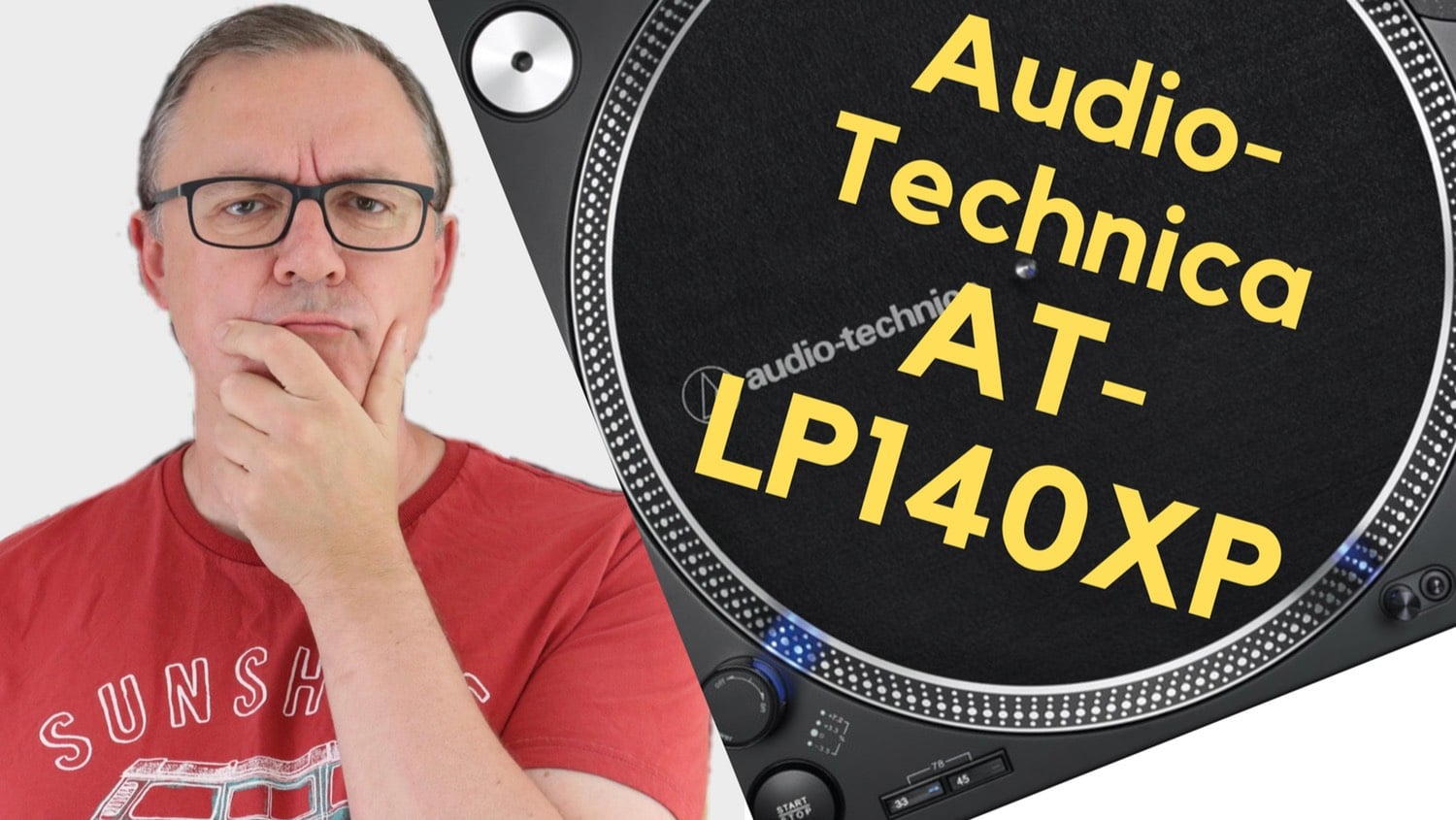 AT-LP140XP From Audio-Technica - The Audiophile Man