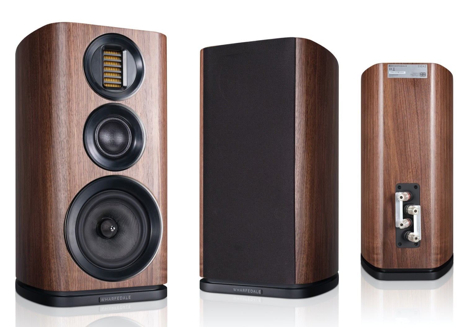 EVO4 Series speakers From Wharfedale - The Audiophile Man